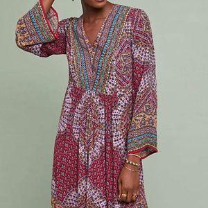 Akemi+Kin Avalon Embroidered Dress